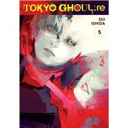 Tokyo Ghoul:re 5 by Ishida, Sui, 9781421595009