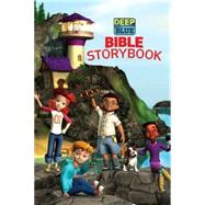 Deep Blue Bible Storybook by Flegal, Daphna; Sky, Brittany, 9781501815010