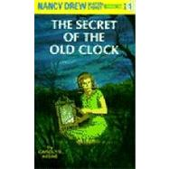 Nancy Drew 01: The Secret of the Old Clock by Keene, Carolyn (Author), 9780448095011