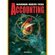Aise-Accounting by Warren/Reeve/Fess, 9780324225013