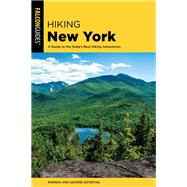 Hiking New York by Ostertag, Rhonda and George, 9781493035014