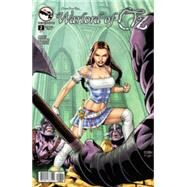 Warlord of Oz by Brusha, Joe (CRT); Massey, Jeff; Mendonca, Miguel; Grostieta; Campbell, Jim, 9781942275015