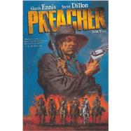 Preacher Book Three by ENNIS, GARTHDILLON, STEVE, 9781401245016