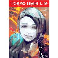 Tokyo Ghoul Re 6 by Ishida, Sui, 9781421595016