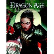 Dragon Age The World of Thedas by Battye, Brianne; Berry, Joanna; Chee, Sheryl; Feketekuty, Sylvia; Gaider, David, 9781616555016