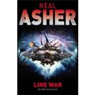 Line War by Asher, Neal, 9781405055017