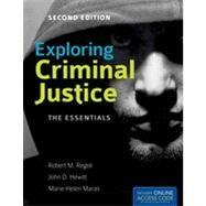 Exploring Criminal Justice: The Essentials by Regoli, Robert, 9781449615017