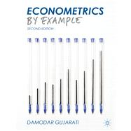 Econometrics by Example by Gujarati, Damodar, 9781137375018