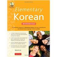 Elementary Korean Workbook by Lee, Insun, 9780804845021
