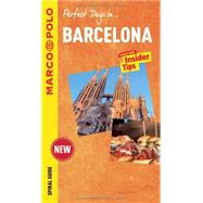 Marco Polo Perfect Days in Barcelona by Benson, Andrew; Fisher, Teresa (CON); Hyman, Clarissa (CON); Ratcliffe, Lucy (CON), 9783829755023