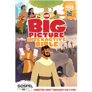The Big Picture Interactive Bible for Kids, Hardcover Connecting Christ Throughout God's Story by Unknown, 9781433605024