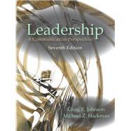 LEADERSHIP by Johnson, Craig E.; Hackman, Michael Z., 9781478635024