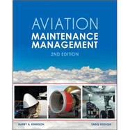 Aviation Maintenance Management, Second Edition by Kinnison, Harry; Siddiqui, Tariq, 9780071805025