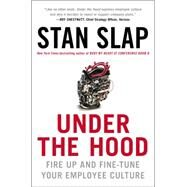 Under the Hood: Fire Up and Fine-tune Your Employee Culture by Slap, Stan, 9781591845027