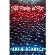 The Poetry of Pop by Bradley, Adam, 9780300165029