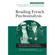 Reading French Psychoanalysis by Birksted-breen; Dana, 9780415485029