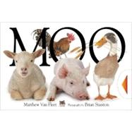Moo by Van Fleet, Matthew; Stanton, Brian, 9781442435032
