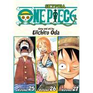 One Piece: Skypeia 25-26-27, Vol. 9 (Omnibus Edition) by Oda, Eiichiro, 9781421555034