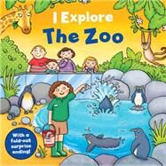 The Zoo by Dods, Emma; Daubney, Kate, 9781454915034