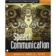 Speech Communication by Alban, Donald H., Jr., 9781465275035