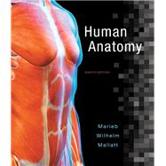 Human Anatomy Plus Mastering A&P with Pearson eText -- Access Card Package by Marieb, Elaine N.; Wilhelm, Patricia Brady; Mallatt, Jon B., 9780134215037