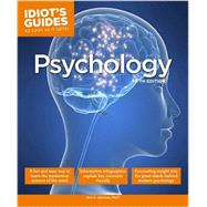 Idiot's Guides Psychology by Johnston, Joni E., 9781615645039
