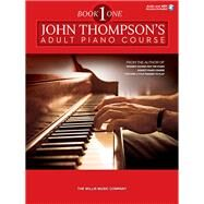 John Thompson's Adult Piano Course 1 by Thompson, John, 9781480355040
