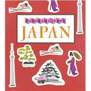 Japan: Panorama Pops by CANDLEWICK PRESSSMITH, ANNE, 9780763675042