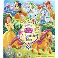 Disney Palace Pets: Adventure Tales by , 9780794435042