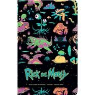 Rick and Morty Hardcover Ruled Journal by Insight Editions, 9781683835042