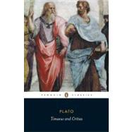 Timaeus and Critias by Plato (Author); Lee, Desmond (Translator); Kjeller Johansen, Thomas (Introduction by), 9780140455045