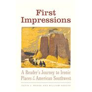 First Impressions by Weber, David J.; Debuys, William, 9780300215045