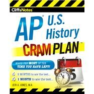 Cliffsnotes Ap U.s. History Cram Plan by Young, Melissa, 9780544915046