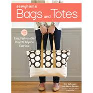 Sew4home Bags and Totes by Johnson, Liz; Adams, Anne, 9781440245046