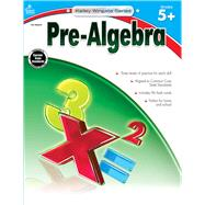 Pre-Algebra, Grades 5-8 by Wingate, Kelley, 9781483805047