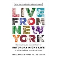 Live From New York by Miller, James Andrew; Shales, Tom, 9780316295048