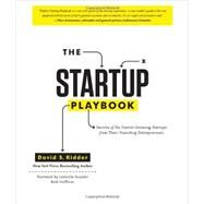The Startup Playbook by Kidder, David S.; Hindi, Hanny (CON); Hoffman, Reid, 9781452105048