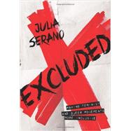 Excluded by Serano, Julia, 9781580055048