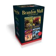 The Brandon Mull Starter Kit: Fablehaven / a World Without Heroes / the Candy Shop War / Sky Raiders by Mull, Brandon, 9781481445054