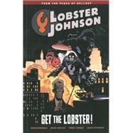 Lobster Johnson 4 by Mignola, Mike; Arcudi, John; Zonjic, Tonci, 9781616555054