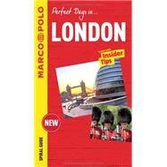 Marco Polo Perfect Days in London by Reader, Lesley; Dunlop, Fiona; Carter, Elizabeth; Weber, Brigitte, 9783829755054