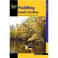 Paddling South Carolina by Molloy, Johnny, 9780762785056