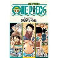 One Piece: Skypeia 31-32-33, Vol. 11 (Omnibus Edition) by Oda, Eiichiro, 9781421555058