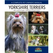 Yorkshire Terriers by Vanderlip, Sharon L., 9781438005058