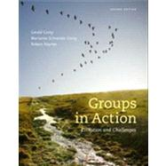 Groups in Action Evolution and Challenges Workbook (with CourseMate Printed Access Card and DVD) by Corey, Gerald; Corey, Marianne Schneider; Haynes, Robert, 9781285095059