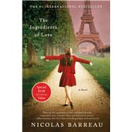 The Ingredients of Love A Novel by Barreau, Nicolas, 9781250095060