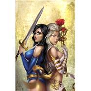 Grimm Fairy Tales Vs. Wonderland by Claretti, Luca; Brownfield, Troy, 9781942275060