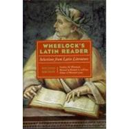Wheelock's Latin Reader by Wheelock, Frederic M., 9780060935061