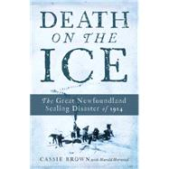 Death on the Ice by BROWN, CASSIE, 9780385685061