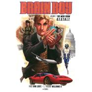 Brain Boy 2: The Men for G.e.s.t.a.l.t. by Van Lente, Fred; Williams, Freddie, II, 9781616555061